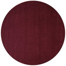 Pulse Burgandy Rug