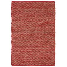 Earth First Red Rug
