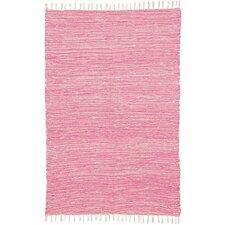 Complex Pink Rug