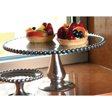 Kindwer Beaded Aluminum Cake Pillar