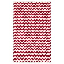 Hacienda Red Rug