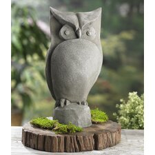 Kindwer Garden Owl Statue