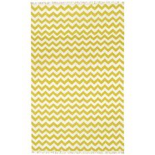 Hacienda Yellow Rug