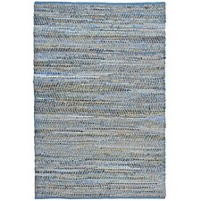Earth First Blue Jeans Rug
