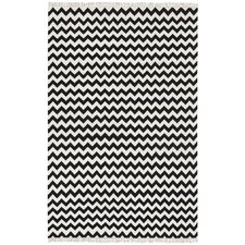 Hacienda Black Rug