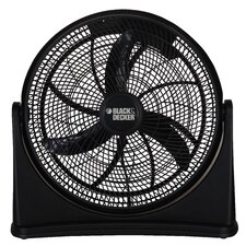Black and Decker Floor Fan