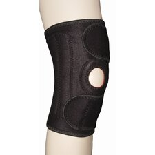 ProStyle Knee Wrap Open Patella in Black