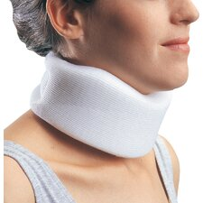 Universal Cervical Collar in White