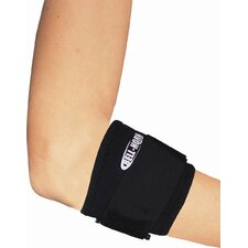 Tennis Elbow and Pad in White