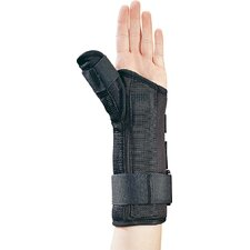 Composite Wrist with Abducted Thumb in Black