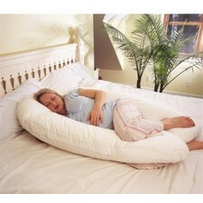 <strong>Moonlight Slumber</strong> Comfort - U Maternity Pillow