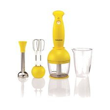 Compliments Hand Blender Set in Yellow