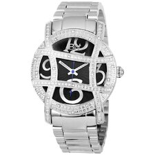 <strong>JBW</strong> Women's Olympia Watch in Silver