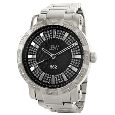 562 Pave Dial Diamond Watch