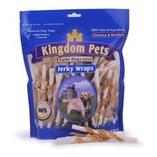 <strong>Kingdom Pets</strong> Jerky Wrap Dog Treat