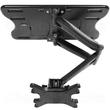 "Swivel Arm Tilt Wall Mount in Black (23"" - 37"" Screens)"