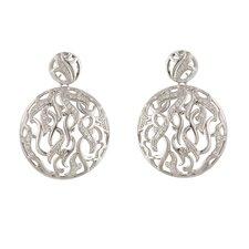 Cubic Zirconia Fashion Drop Earrings