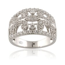 Cubic Zirconia Fashion Ring