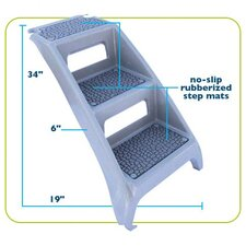 Booster Bath 3 Step Pet Stair