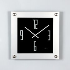 """Steel"" Wall Clock"