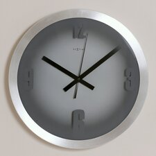 Slim and Shady Wall Clock