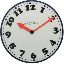 "16.9"" Boy Wall Clock"
