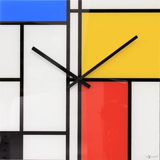Modern Collectables Time Lines Wall Clock