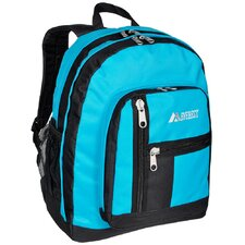 Double Main Compartment Backpack