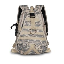 Digital Camouflage Technical Hydration Backpack