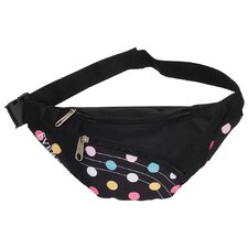 "12"" Stylish Pattern Fanny Pack"