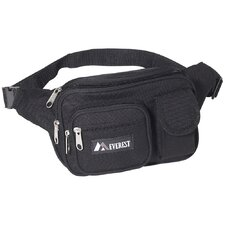"<strong>Everest</strong> 14"" Multiple Pocket Fanny Pack"