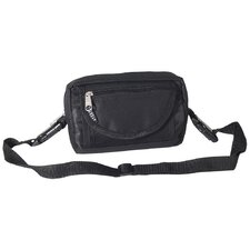 "8"" Wide Compact Utility Pouch Shoulder Bag"