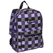 "15"" Basic Pattern Backpack"