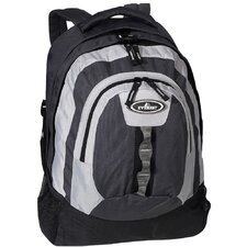 "17"" Multiple Compartment Deluxe Backpack"