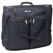 "44"" Deluxe Garment Bag in Black"