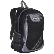 Dual Mesh Pocket Backpack