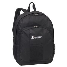 "17"" Backpack with Front and Side Pockets"