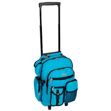 Deluxe Rolling Backpack