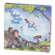 Baby Tooth Album Keepsake Flapbook