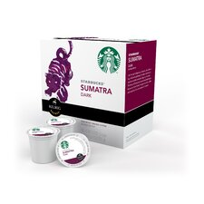 Starbucks Sumatra K-Cup (Pack of 64)