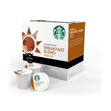 Starbucks Breakfast Blend K-Cup (Pack of 64)