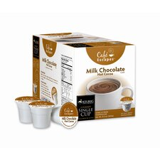 Café Escapes Milk Choc Hot Cocoa K-Cup (Pack of 96)