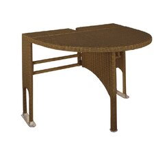 Terrace Mates Genevieve Half Oval Dining Table