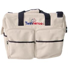 <strong>Stuff 4 Multiples</strong> Twinneroo Twin Diaper Bag