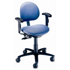 Millennium Series Height Adjustment Task's Chair