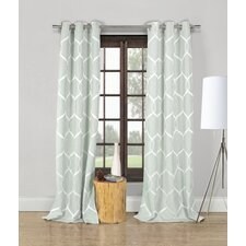 Quey Window Curtain Panel Pair