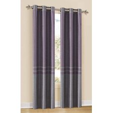 Sabrina Grommet Curtain Single Panel
