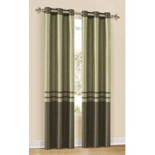 <strong>DR International</strong> Sabrina Grommet Curtain Single Panel