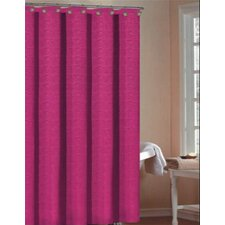 Saratoga Fabric Shower Curtain