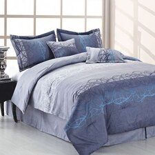<strong>DR International</strong> Soho Studio 6 Piece Comforter Set
